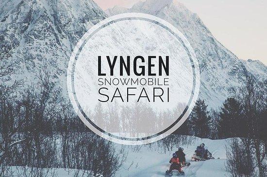 Safari en moto de nieve de Alpes de...