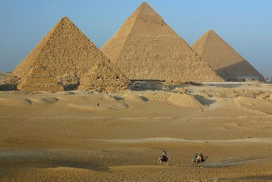 Cairo Day Trip by Air from Sharm El...