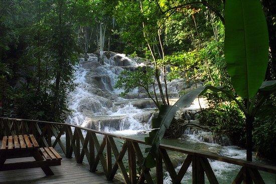 Dunn's River Falls y Ocho Rios...
