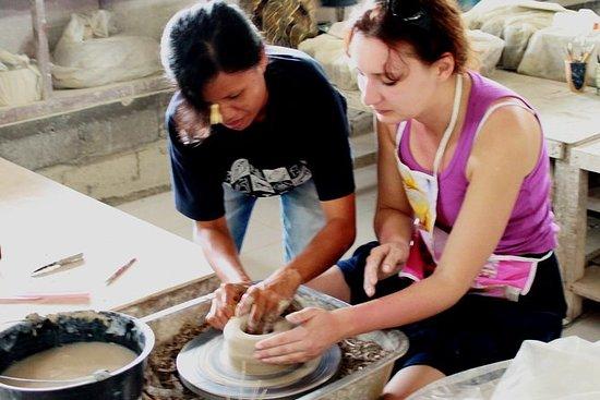Taller de cerámica de Bali y tour de...