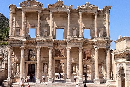 Day Tour From Istanbul To Ephesus By...