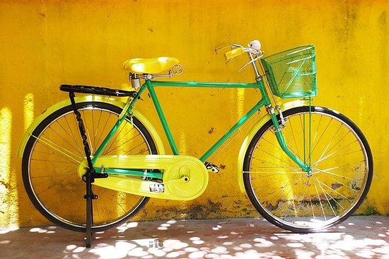 Pondicherry City Bike Tour with...