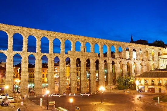Private Day Trip to Segovia from...