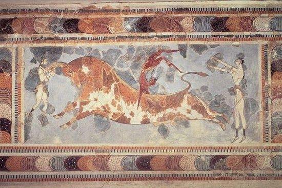 Knossos Palace and Heraklion Town...