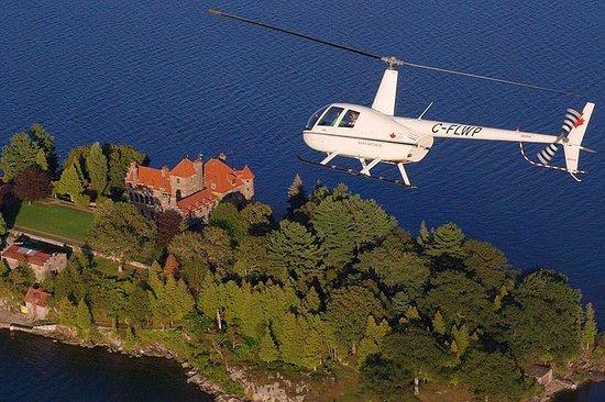 Excursion en hélicoptère dans les...