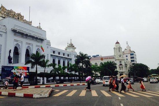 Yangon City Trishaw Tour