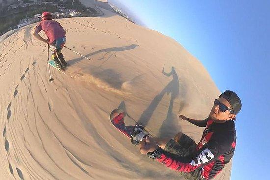 Sandboarding Experience in Ica