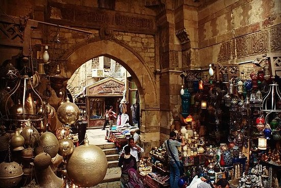 Private Half-Day Tour in Cairo to...