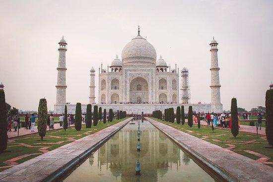 Privat dagstur til Agra Inkludert...