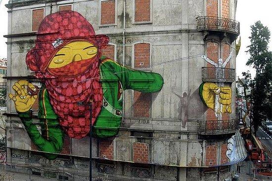 Real Lisbon Street Art Tour