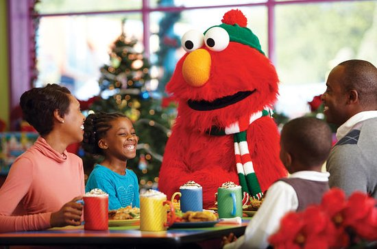 Sesame Place Admission Ticket