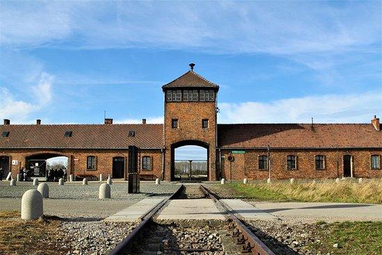 Auschwitz-Birkenau guidet tur med...