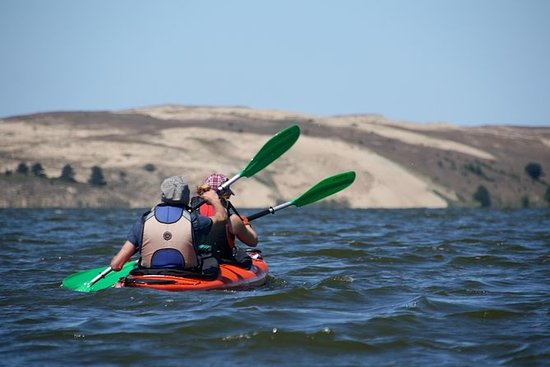 Curonian Spit Kayak Tour in Klaipeda