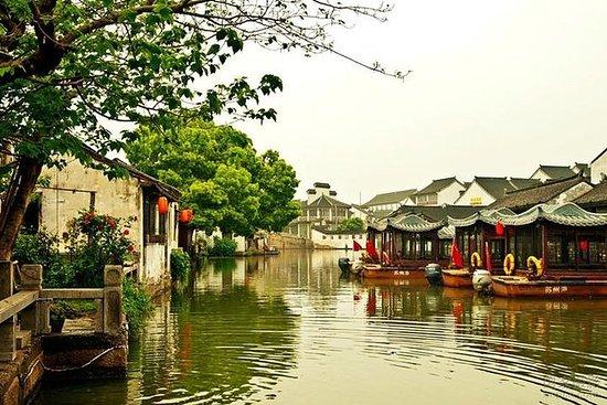 Private Tongli Town and Suzhou Garden...