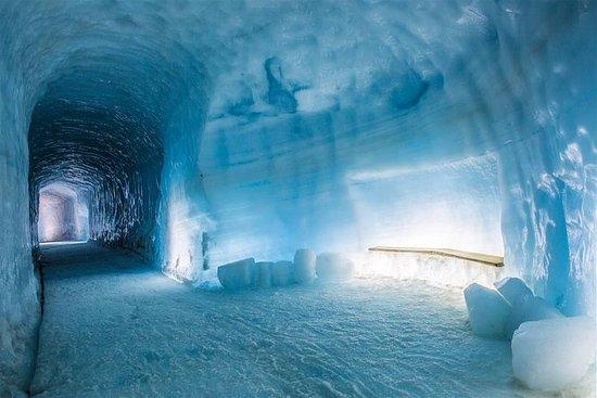 Islandsk Sagas og Glacier Cave...