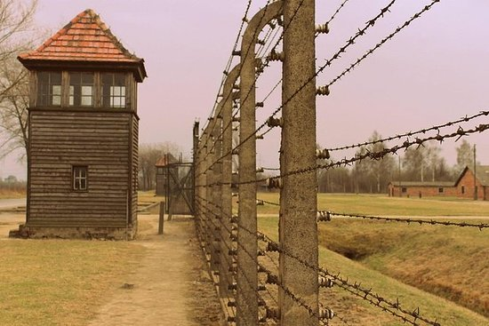 Full-Day Auschwitz Tour vanuit Lodz