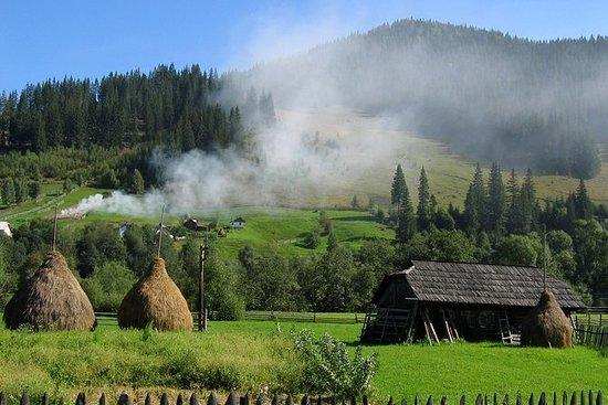Rural opplevelse fra Iasi