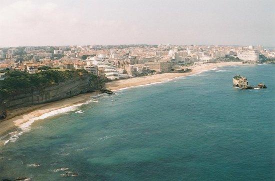 Visite privée de Biarritz à partir de...