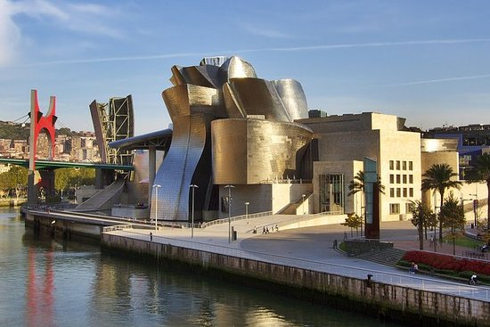 Bilbao Private City Tour with Hotel...
