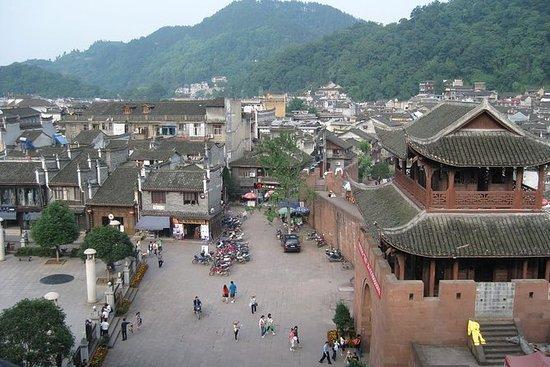 Excursion d'une journée: Tujia Ethnic...