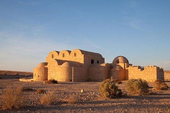 Daglig tur fra Amman til The Desert...