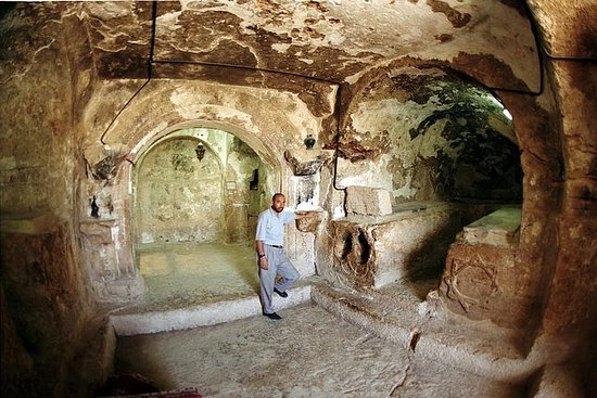 Cave of the Seven Sleepers and Amman...