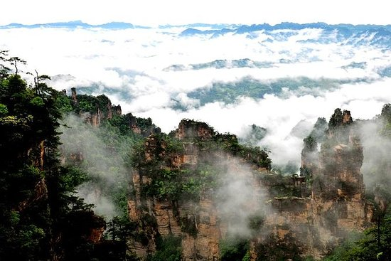 Private Tour of Zhangjiajie National...