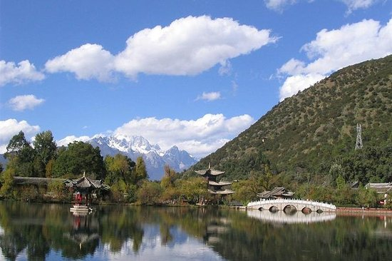 Private City Tour of Lijiang...