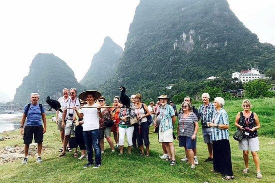 Tour di Li River Cruise di Yangshuo e