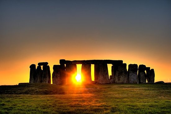 Salisbury, Stonehenge, and Avebury in...