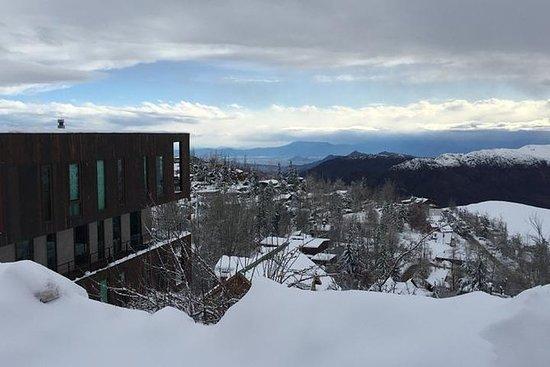Excursão particular: Valle Nevado e...