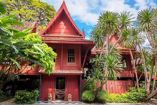 Tour Privado: Casa de Jim Thompson y...