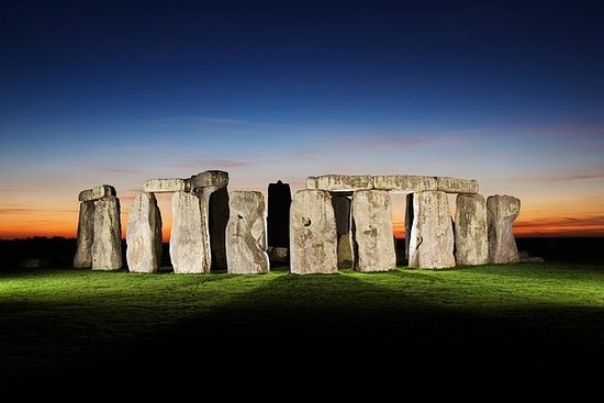 Stonehenge, Avebury, and West Kennet...