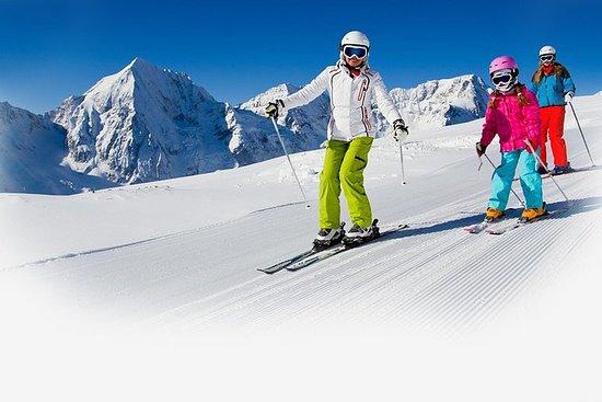 Tour privado: Badaling Ski Resort y...