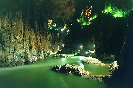 Lipica Stud Farm and Skocjan Caves...