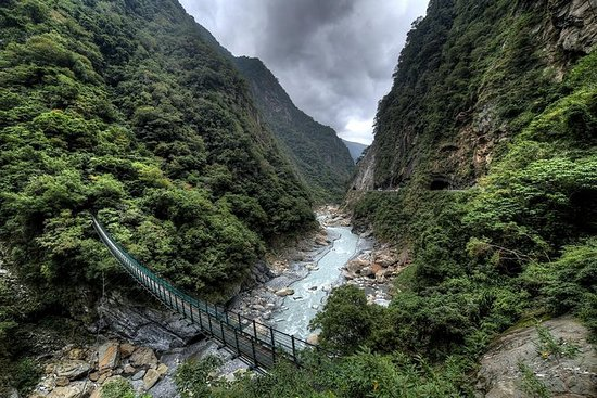 Full-Day Taroko Gorge Group Tour med...