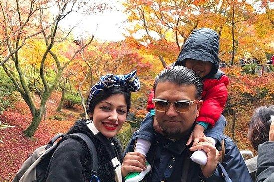 Excursão a Kyoto com amigos...
