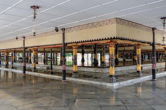 Tour della città di Yogyakarta