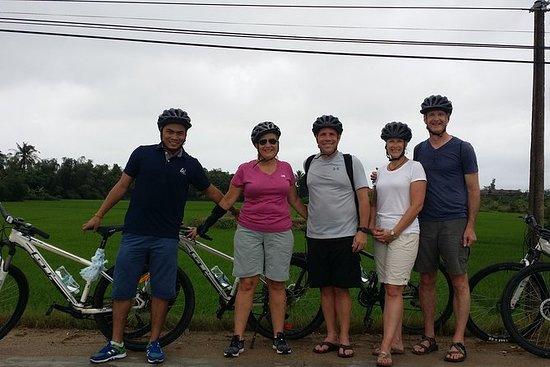 Excursion à vélo dans la campagne de...