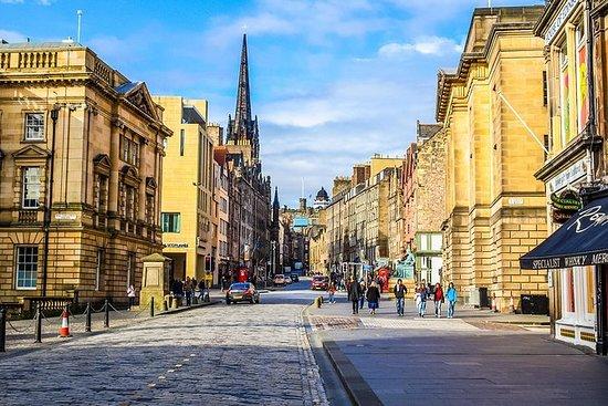 Edimburgo: prenota un host locale per