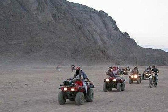 PRIVATE QUAD BIKING DESERT SAFARI I...
