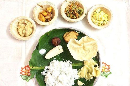 Explore la comida india del sur en...