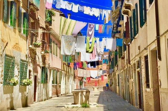 Vandringstur i Venezia