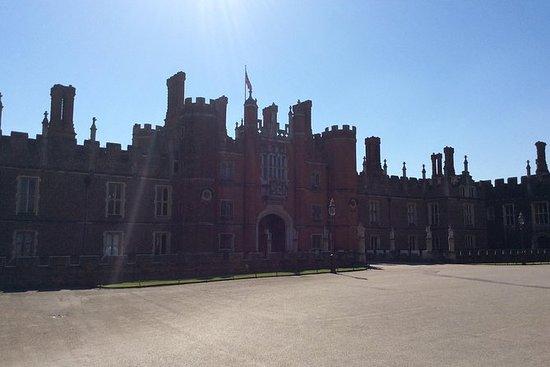 Private Hampton Court Palace Tour...