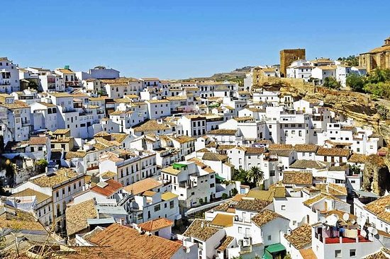 Day Trip from Cádiz: The White Towns...