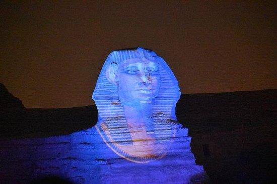 Cairo Nightlife Sound und Licht Show...