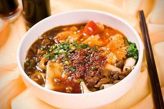 Xi'an Essen Tour mit Tuk Tuk