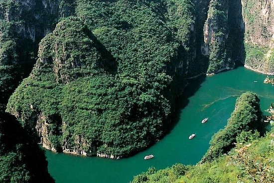 Longqingxia Gorge Cruise and Guyaju...