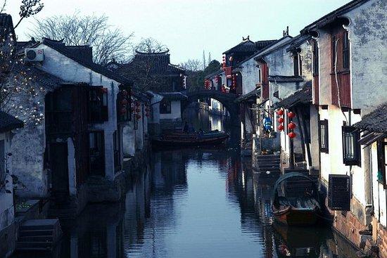 Privat Zhouzhuang Water Town Tour ...