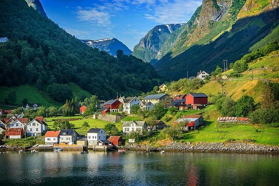Norway Roundtrip: Bergen to Bergen...
